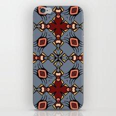 Big Stepper iPhone & iPod Skin