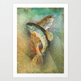 Truchos Art Print