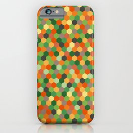 Sparkling of Earth Color iPhone Case