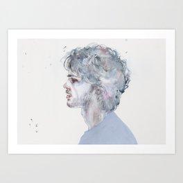 my musician Art Print