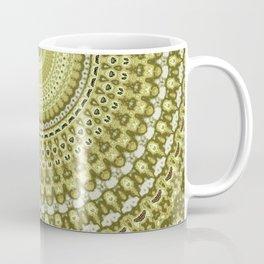 Fractal Kaleido Study 003 in CMR Coffee Mug