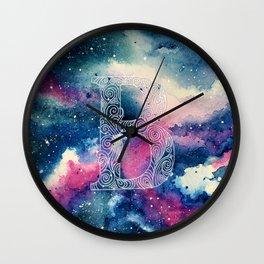 Galaxy B Wall Clock