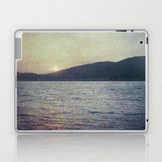 Blue Sunset Laptop & iPad Skin