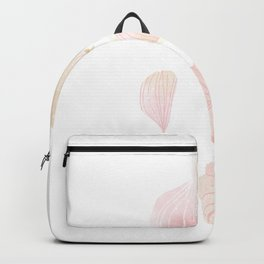 Garlic Illustration Backpack