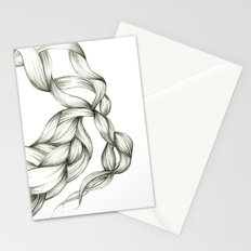 Whimsical Braids Stationery Cards