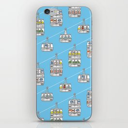 """Pop and Pals: UP, UP, UP! ""  iPhone Skin"