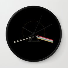 Dark Side of the Game Wall Clock
