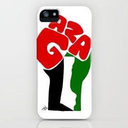 GAZA iPhone Case