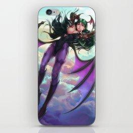Morrigan iPhone Skin