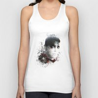 mad max Tank Tops featuring Mad Max Furiosa by ururuty