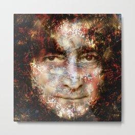 JOHN Metal Print