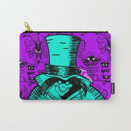 Ghostly Haunts Carry-All Pouch