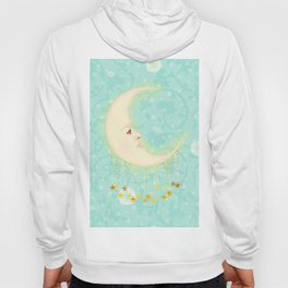 Woman in the Moon Hoody