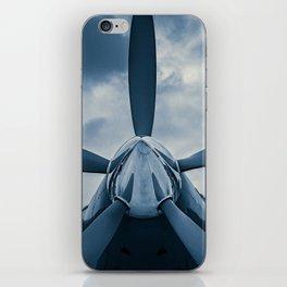Clear Prop! iPhone Skin