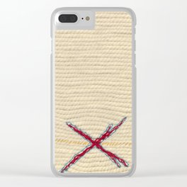 Yarns: XL Wool Clear iPhone Case