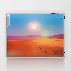 Heat Laptop & iPad Skin