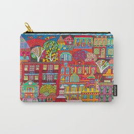 Lakewood Painted Carry-All Pouch