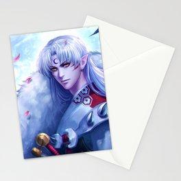 Sesshomaru Stationery Cards