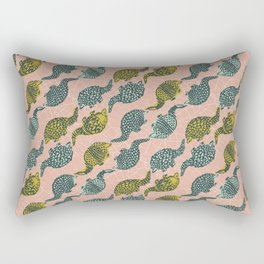 Armadillos Rectangular Pillow