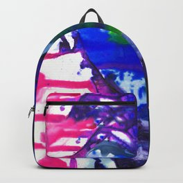 Eternal Heart No. 13M by Kathy Morton Stanion Backpack