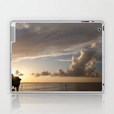Clearwater Sunset Laptop & iPad Skin