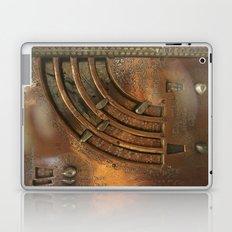 Bronze Digital Art Laptop & iPad Skin