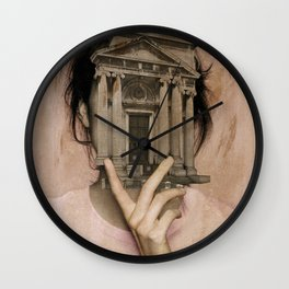Die Historikerin Wall Clock