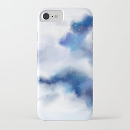 Amongst the Clouds iPhone Case