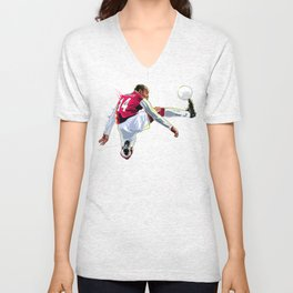 Thank you Thierry! Unisex V-Neck