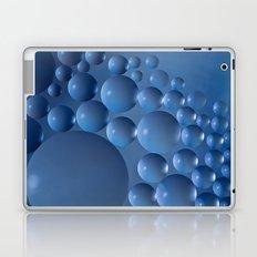 Blue moon. Laptop & iPad Skin