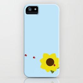 The Ladybug Brigade iPhone Case