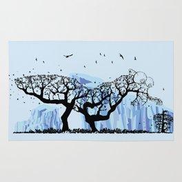 Scrat Tree Rug