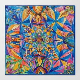 Mandala 2012 Canvas Print