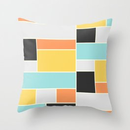 C1 Throw Pillow