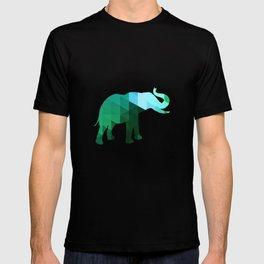 Emerald Elephant T-shirt