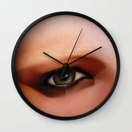 PSICHE - PSICHE E IL DONO DELLA MORTE  (particolare) Wall Clock