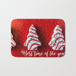 Best time of the year Bath Mat