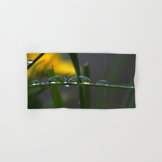 GREEN ART Hand & Bath Towel