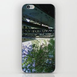 Two Worlds of Deception Pass iPhone Skin