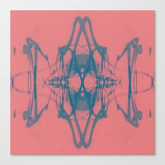 Fluid  Canvas Print