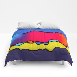 CALIFORNIA WAVE Comforters