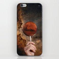 Candy Mars iPhone & iPod Skin