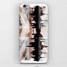 London Skyline 2 Tea Staines iPhone & iPod Skin