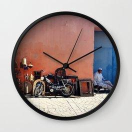 Marrakech, Morocco, Africa Wall Clock