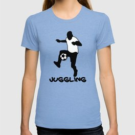 Juggling Soccer Ball T-shirt
