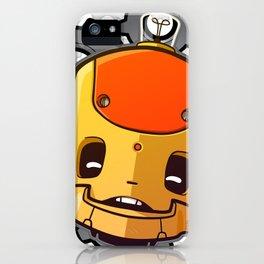 Brass Munki - Bot015 iPhone Case