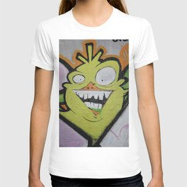 Scary monster. T-shirt