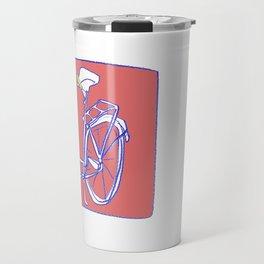 bicycle Travel Mug