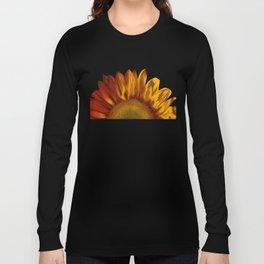 A Sunflower Long Sleeve T-shirt