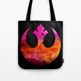 Star Wars Rebel Alliance Colors Tote Bag